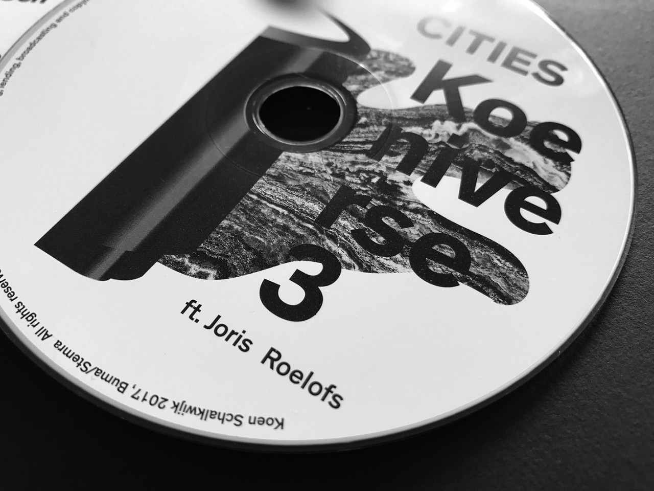 Studio Kat Rahmani ۳آلبوم موسیقی کانیورس  Music Album Koeniverse 3